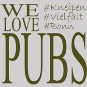 We love Pubs! Bonner Barkultur